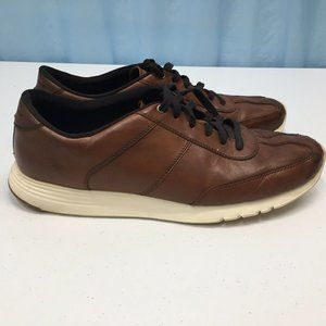 Cole Haan Grand OS C28256 Brown Leather Shoes